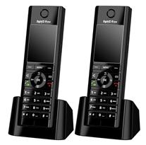 Bild zu AVM FRITZ!Fon C5 DECT-Telefon 2er Set (Farbdisplay 180 ppi, beleuchtete Tastatur) für 89,90€ (Vergleich: 107,98€)