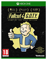 Bild zu Base.com: Fallout 4: Game of the Year Edition (Xbox One) für 16,99€ (Vergleich: 39,98€)