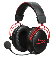 Bild zu HYPERX Cloud Alpha Gaming Headset Schwarz/Rot für 66€ (Vergleich: 94,23€)