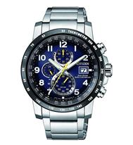 Bild zu Amazon.it: Citizen Herren Chronograph mit Edelstahl Armband AT8124-91L für 302,33€ (Vergleich: 378€)