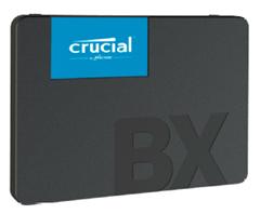 Bild zu CRUCIAL BX500 120 GB 2.5 Zoll SSD intern Schwarz für 19€ (Vergleich: 23,79€)