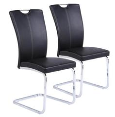 Bild zu [Knaller] 4 x Xora Schwingstuhl für 74,90€ inklusive Versand (18,73€/Stuhl)