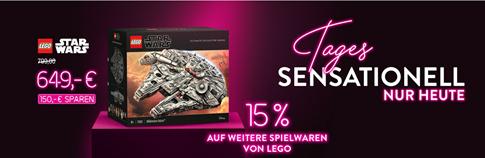 Bild zu Galeria Kaufhof: 15% Rabatt auf LEGO