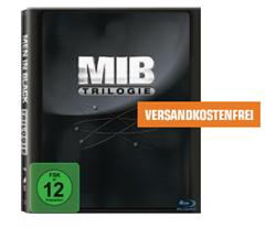 Bild zu Men in Black – Trilogie – (Blu-ray) für 10,99€ inklusive Versand