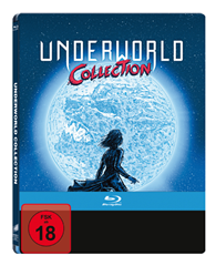 Bild zu Underworld 1-5 (Limited Steelbook Edition) für 19,99€ (Vergleich: 39,99€)