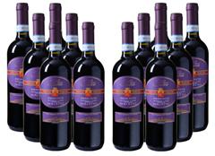 Bild zu Weinvorteil: 12 Flaschen Sacco – Dolcetto – Piemonte DOC für 49,92€