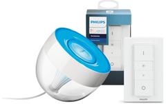 Bild zu Philips Hue LED Tischleuchte IRIS + Hue Dimmer Switch für 59,49€ (Vergleich: 83,35€)