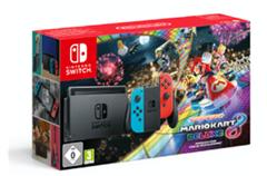 Bild zu [noch günstiger] NINTENDO Switch Mario Kart 8 Deluxe Bundle für 292,03€ (Vergleich: 351,89€)