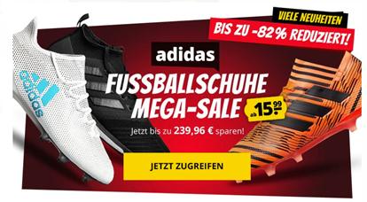 Bild zu SportSpar adidas Fussballschuhe Mega-SALE mit bis zu 82% Rabatt