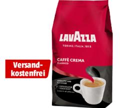 Bild zu LAVAZZA Cafe Crema Classico Kaffeebohnen (1kg) für 9,90€ (Vergleich: 13,98€)