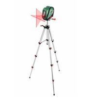 Bild zu Bosch Kreuzlinien-Laser UniversalLevel 2 mit Aluminiumstativ 1,1m für 58,45€ (Vergleich: 73,04€)