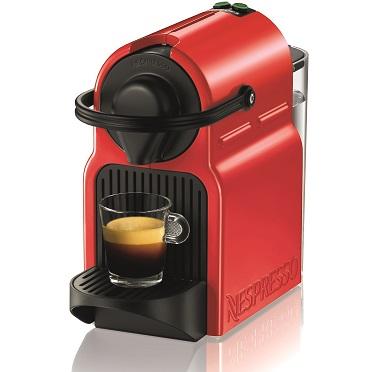 Bild zu Kapselmaschine Krups XN1005 Nespresso Inissia für 44,90€ (Vergleich: 59€)
