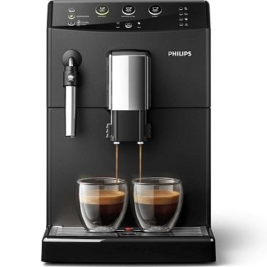 Bild zu Kaffeevollautomat Philips HD8827/01 für 222€ (Vergleich: 269,61€)
