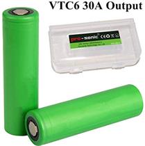 Bild zu Pro-sonic US 18650 VTC6 INR 18650 Akku (3000mAh/3,7V/30A/Li-Ion) für 18,99€