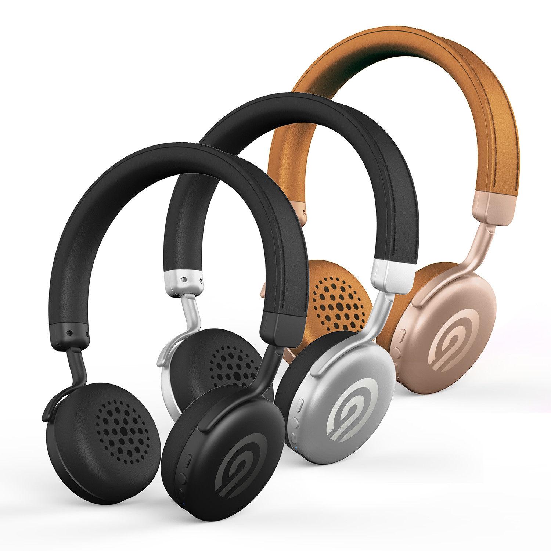 Bild zu Ninetec Xono Bluetooth Kopfhörer für 19,99€ (Vergleich: 29,99€)