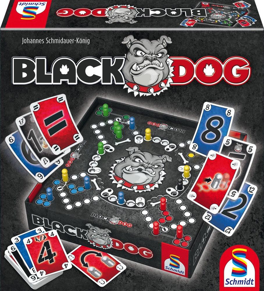 Bild zu Schmidt Spiele 49323 Black Dog für 12,48€ (Vergleich: 15,08)