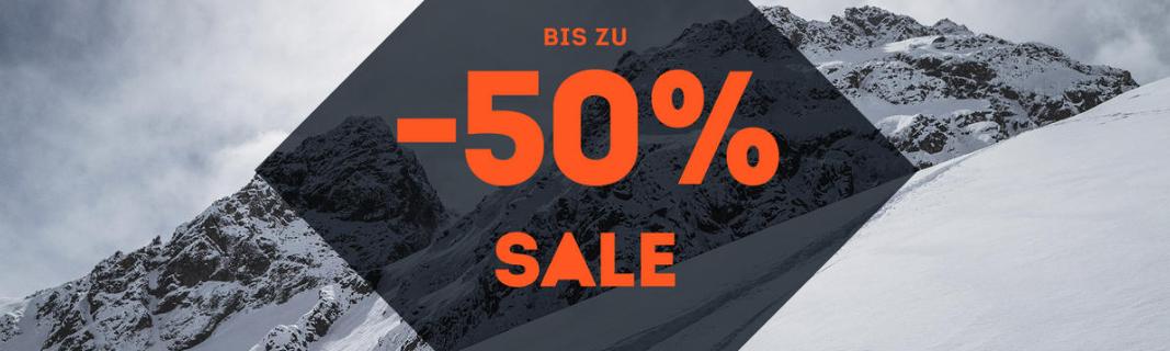Bild zu SportScheck: SALE mit bis zu 50% Rabatt + 15% Extra-Rabatt dank Gutschein