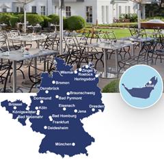 Bild zu 2 Übernachtungen für 2 Personen inkl. Frühstück in einem Steigenberger Hotel (Belgien, Deutschland, Vereinigte Arabische Emirate) für 222€