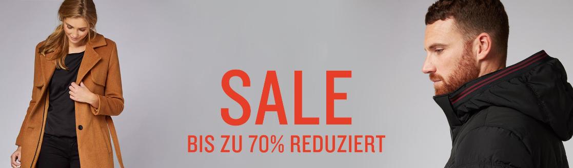 Bild zu Tom Tailor: Sale mit bis zu 70% Rabatt + 24€ Rabatt auf (fast) alles ab 50€ Bestellwert