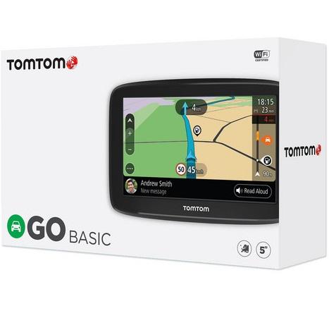 Bild zu 5 Zoll Navigationssystem TomTom Go Basic EU für 105,90€ (Vergleich: 139€)