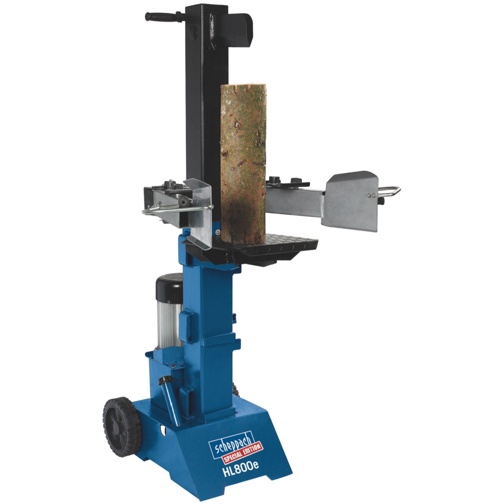 Bild zu Scheppach HL800e 400 V Hydraulikspalter für 399,99€ (Vergleich: 478,75€)