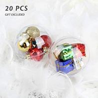 Bild zu Uten Acrylkugeln/ Weihnachtskugeln (20 Stück) für 6,99€