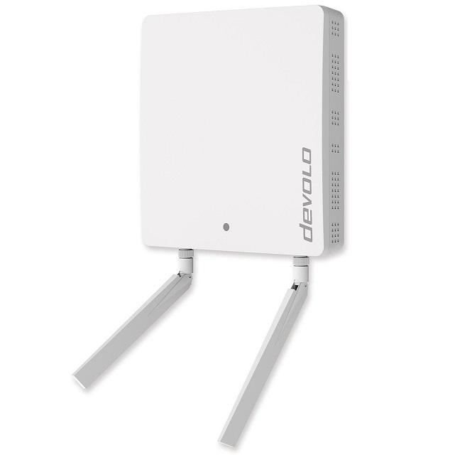 Bild zu devolo WiFi pro 1200e Hochleistungs-Access Point für 19,90€ (Vergleich: 39,90€)
