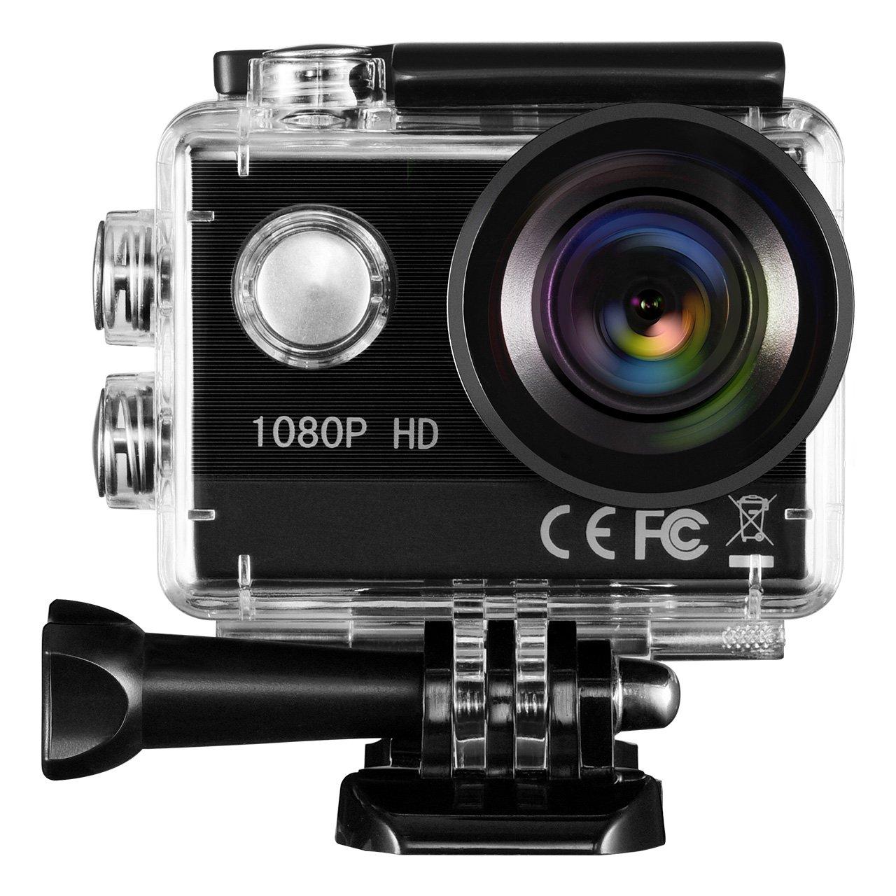 Bild zu TOPELEK Sport-Actionkamera HD 1080P für 19,97€