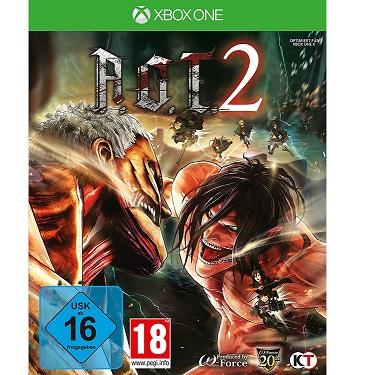 Bild zu AoT 2 (based on Attack on Titan) Xbox One für 19€ (Vergleich: 32,27€)