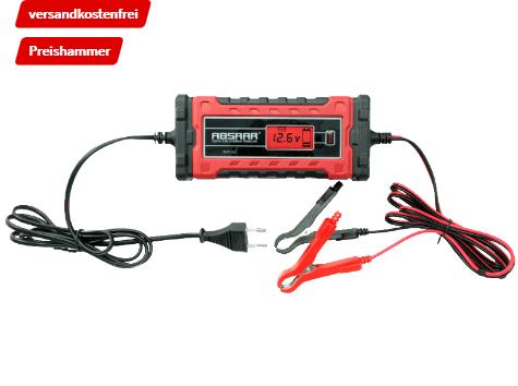 Bild zu ABSAAR 158001 EVO 4.0 Batterieladegerät für 18€ inkl. Versand (Vergleich: 27,50€)