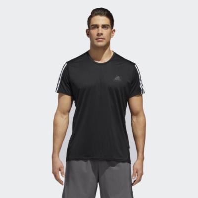 Bild zu adidas Performance Running 3-Streifen T-Shirt für 12,47€ inkl. Versand (Vergleich: 33€)