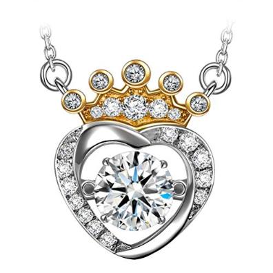 Bild zu Alex Perry 925er Sterling Silber Halskette mit Anhänger für 16,99€