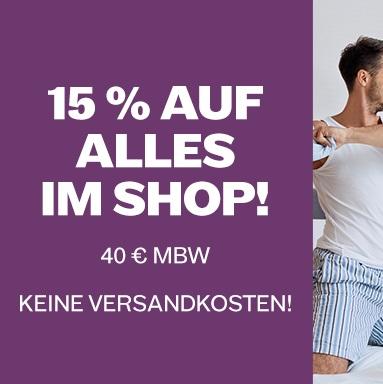 Bild zu Mybodywear: 15% Rabatt auf alles (40€ MBW)