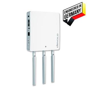 Bild zu devolo WiFi pro 1750e Hochleistungs-Access Point für 34,90€ (Vergleich: 49,90€)