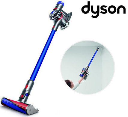 Bild zu Dyson V7 Fluffy kabelloser Staubsauger für 275,90€ inkl. Versand (Vergleich: 309€)