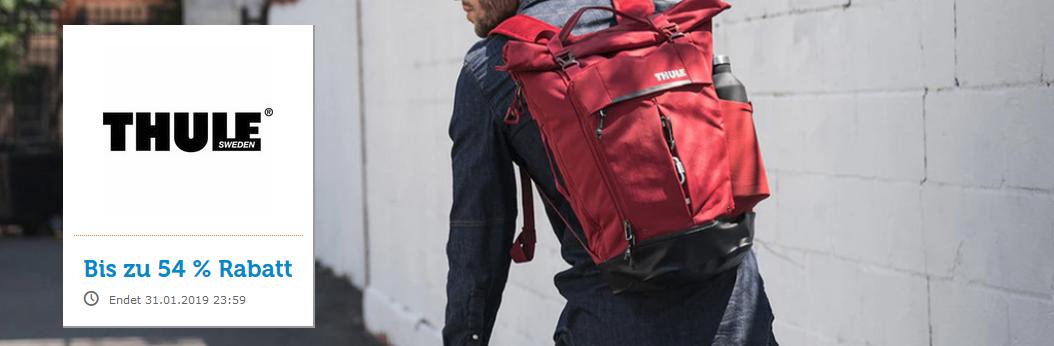 Bild zu iBOOD: Thule Rucksäcke Sale, z.B. Thule Laptop-Rucksack Accent Backpack 20L für 45,90€ (Vergleich: 69,39€)