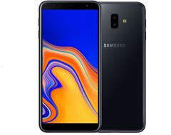 Bild zu Samsung Galaxy J6+ (2018) für 9,99€ mit 1GB Datenflat & 100 Freiminuten im Vodafone-Netz für 7,99€/Monat