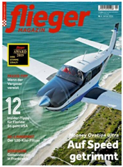 """Bild zu 12 Ausgaben der Zeitschrift """"Fliegermagazin"""" für 74,40€ + 70€ Amazon Gutschein"""