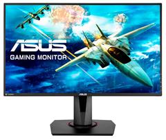 Bild zu Asus VG278Q Gaming-LED-Monitor (1920 x 1080 Pixel, Full HD, 1 ms Reaktionszeit, 144 Hz) für 255,94€ (Vergleich: 295€)
