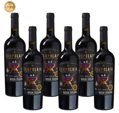 Bild zu Weinvorteil: 6 Flaschen Campolaia – Rosso Toscana IGT für 40,93€