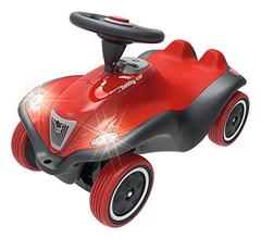 Bild zu BIG Bobby-Car Next Bobby Car Rot/Schwarz für 63€ (Vergleich: 72,04€)