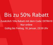 Bild zu Disney Shop: Sale mit bis zu 50% Rabatt + 10% Extra + kostenloser Versand/Rückversand ab 49€