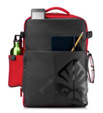Bild zu OMEN by HP 17.3 Zoll Gaming Rucksack schwarz/rot für 38,98€ (Vergleich: 57,02€)
