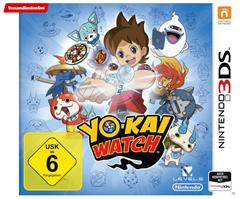 Bild zu Yo-Kai Watch [Nintendo 3DS] für 12€ (Vergleich: 17,96€)