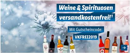 Bild zu Lidl: Weine & Spirituosen versandkostenfrei bestellen (ab 29€ MBW)
