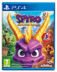 Bild zu Spyro: Reignited Trilogy (PS4) für 23,77€