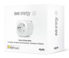 Bild zu Elgato Eve Energy EU – Zwischenstecker für Apple HomeKit im 2er Pack für 69,90€ (Vergleich: 79,95€)