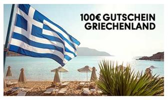 Bild zu Ab nach Griechenland: 100€ Rabatt pro Buchung ab 1000€ bei Thomas Cook