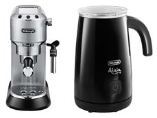Bild zu DeLonghi EC 685.M Espressomaschine + DeLonghi Alicia Latte Milchaufschäumer für 149€ (Vergleich: 200,50€)