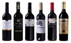 Bild zu Weinvorteil: Überraschungs-Probierpaket mit 6 Flaschen Rotwein für 29,94€